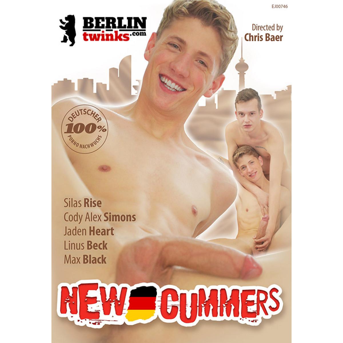 Austria Gay Porn newcummers dvd
