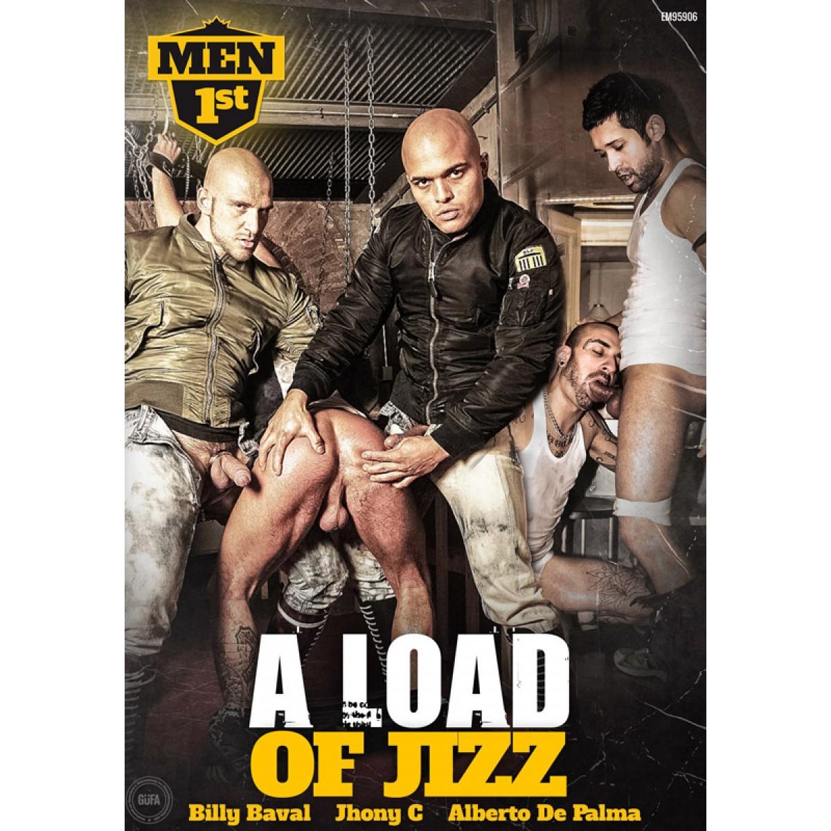 Alberto De Palma Porn a load of jizz dvd