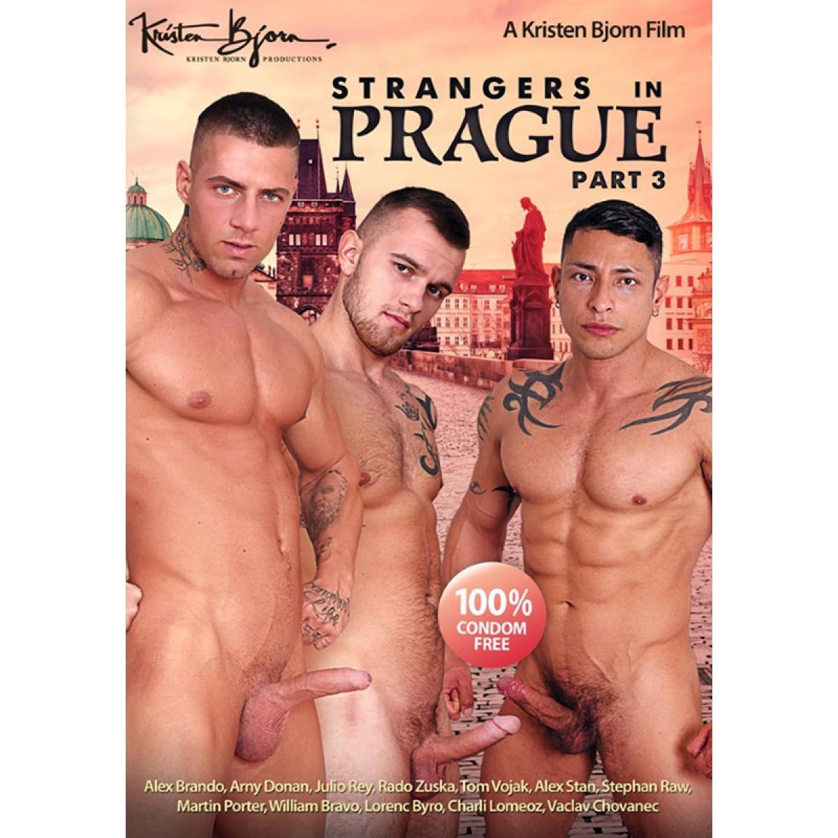 Arny Donan Orgy Gay Porn strangers in prague part 3 dvd (s)