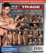 Triage BLU-RAY - Back