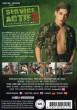 Service Actif 2 DVD - Back