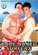 Bare Naked Surfers DVD - Front