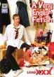 A Very English Fetish DVD - Front