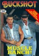 Muscle Ranch DVD - Front