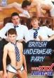 British Underwear Party DVD - Front