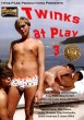 Twinks at Play 3 (Hyde Park) DVD - Front