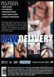 Raw Delivery DVD - Back