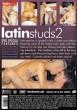 Latin Studs 2 DVD - Back