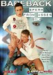 Bareback Sperm From Asses volume 4 DVD - Front