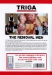 The Removal Men DVD - Back