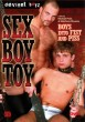 Sex Boy Toy DVD - Front