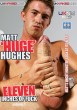 "Matt Hughes: 11"" of Fuck Vol.1 DVD - Front"