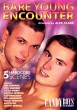 Bare Young Encounter DVD - Front