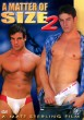 A Matter of Size 2 DVD - Front