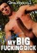 My Big Fucking Dick: Chad Hunt DVD - Front
