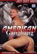 American Gangbang DVD - Front