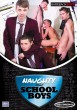Naughty School Boys DVD - Front