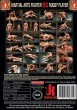 Naked Kombat 17 DVD (S) - Back