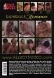 Bareback Romance DVD - Back