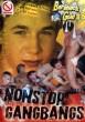 Nonstop Gangbangs DVD - Front