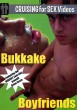 Bukkake Boyfriends DVD - Front