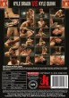 Naked Kombat 20 DVD (S) - Back