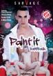 Paint It Bareback DVD - Front