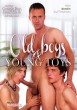 Old Boys & Young Toys DVD - Front