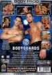 Bodyguards DVD - Back
