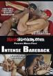 Intense Bareback DVD - Front