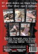Knocked Out Jerked Off Vol. 1-5 DVD - Back