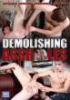 Boynapped 25: Demolishing Assholes DVD - Front