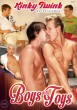 Boys With Toys (Kinky Twink) DVD - Front