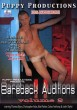 Bareback Auditions Volume 2 DVD - Front