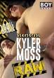 Kyler Moss RAW! DVD - Front