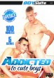 Addicted To Cute Boys DVD - Front