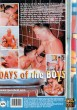 Days Of The Boys DVD - Back
