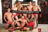 A Very Merry Bareback Christmas DVD - Gallery - 001