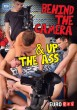 Behind The Camera, Up The Ass DVD - Front