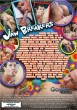 Jaw Breakers DVD - Back