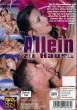 Allein Zu Hause DVD - Back