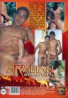 Arabian Beauties DVD - Back