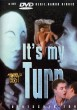 It's My Turn DVD - Front