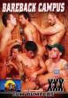 Bareback Campus DVD - Front