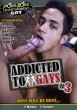 Addicted to Gays Vol. 3 DVD - Front