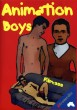 Animation Boys DVD - Front
