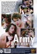 Army Fuckers (Pelikan Video) DVD - Back