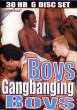 Boys Gangbanging Boys DVD - Front