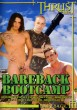 Bareback Bootcamp DVD - Front