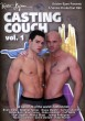 Casting Couch vol. 1 DVD - Front